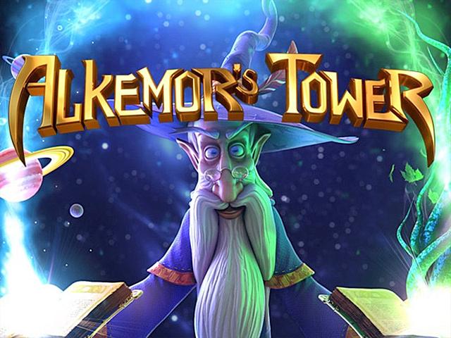 Игровой автомат Alkemor's Tower